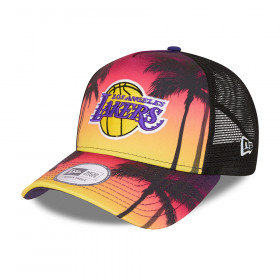 Casquette NBA Los Angeles Lakers New Era Summer city Noir