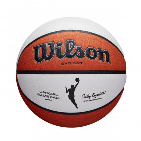 Ballon de Basketball WNBA Officiel Wilson Evo Next Orange