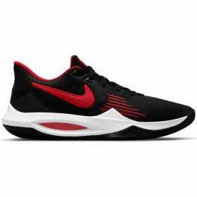 Chaussure de Basketball Nike Precision 5 Noir