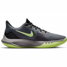 Chaussure de Basketball Nike Precision 5 Gris