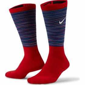 Nike Elite Crew 2021 Basketball sock red