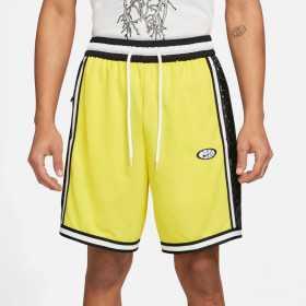 Short de Basketball Nike Dry DNA+ Jaune
