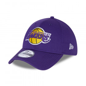 Casquette NBA Los Angeles Lakers New Era Core 39Thirty Violet