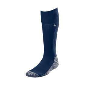 Chaussettes montante Evoshield Solid Bleu marine