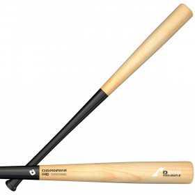 Batte de Baseball Demarini Pro Mapple Composite WTDX243 Bois naturel