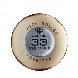 Batte de Baseball en bois Louisville Slugger MLB Prime Mapple C271 High Roller marron