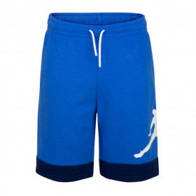 Short Jordan Jumpman Fleece Terry Bleu pour Junior