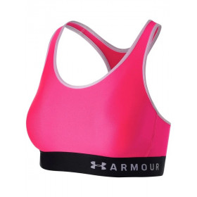 Under Armour Mid Keyhole Pink