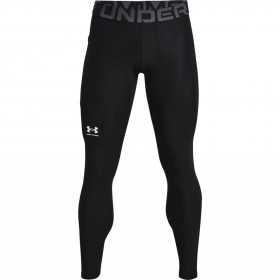 Legging de compression Under Armour noir pour homme