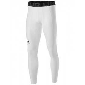 Legging de compression Under Armour Blanc pour homme