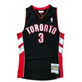 Maillot NBA Kyle Lowry Toronto Raptors 2012-13 Mitchell & ness Hardwood Classics swingman Noir