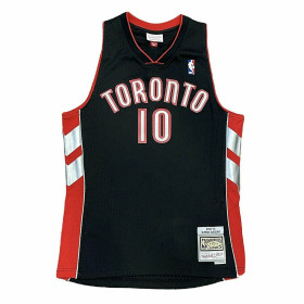 Maillot NBA DeMar Derozan Toronto Raptors 2012-13 Mitchell & ness Hardwood Classics swingman Noir