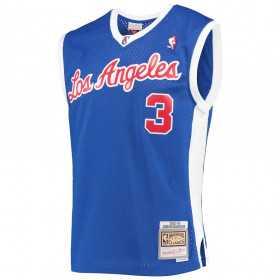 Maillot NBA Quentin Richardson Los Angeles Clippers 2002-03 Mitchell & ness Hardwood Classics swingman Bleu