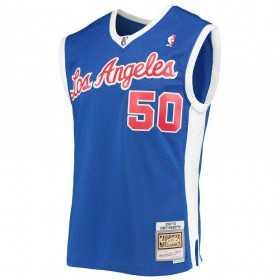Maillot NBA Corey Maggette Los Angeles Clippers 2002-03 Mitchell & ness Hardwood Classics swingman Bleu