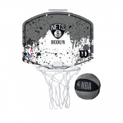 Mini panier de Basket NBA Brooklyn nets Wilson Team