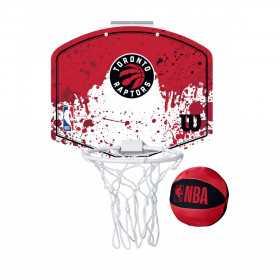 Mini panier de Basket NBA Toronto Raptors Wilson Team