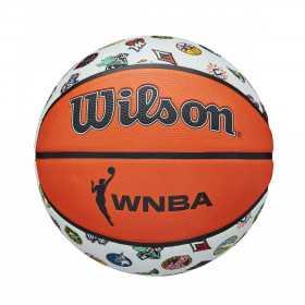 Ballon de Basketball Wilson WNBA All team exterieur