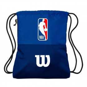 Wilson NBA Backpack lace Royal