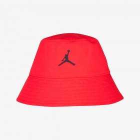 Youth's Jordan Jumpman bucket Red