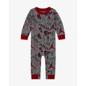 baby's Jordan Playground Coverall grey