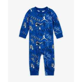 Grenouillère Jordan Playground Bleu pour bébé