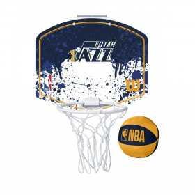 Mini panier de Basket NBA Utah Jazz Wilson Team