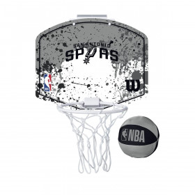 Mini panier de Basket NBA San Antonio Spurs Wilson Team