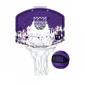 Mini panier de Basket NBA Sacramento Kings Wilson Team