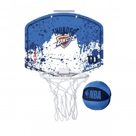 Mini panier de Basket NBA Oklahoma city thunder Wilson Team