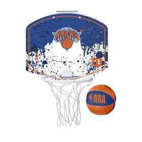Mini panier de Basket NBA New York Knicks Wilson Team