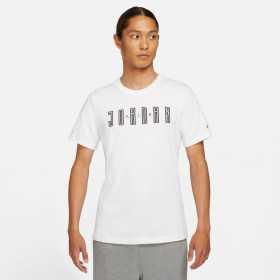 T-shirt Jordan Sport DNA Blanc pour homme