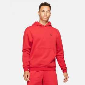 Sweat à capuche Jordan Essential Rouge pour homme