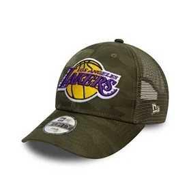 Casquette NBA Los Angeles Lakers New Era Home Field Trucker pour enfant