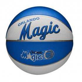 Mini Ballon de Basketball NBA Orlando Magic Wilson Team Retro Exterieur