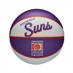 Mini Ballon de Basketball NBA Phoenix suns Wilson Team Retro Exterieur