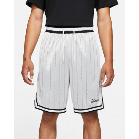 Short de Basketball Nike Dri-fit DNA 3.0 Gris pour homme