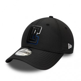 Casquette NBA Los Angeles Clippers New Era Two Tone 9Forty Noir