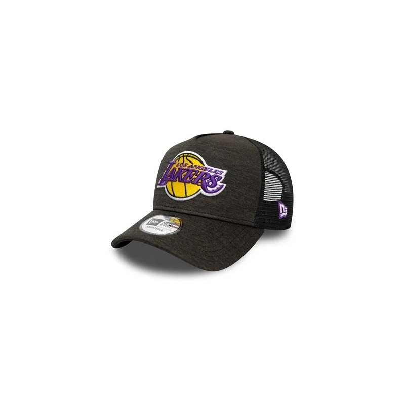 Casquette NBA Los Angeles Lakers New Era Team Shadow Tech Trucker Noir