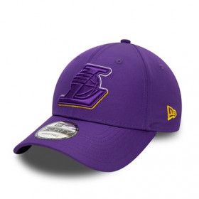 Casquette NBA Los Angeles Lakers New Era Two Tone 9Forty Violet