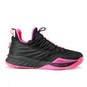Chaussure de Basketball Peak Soaring Noir Pink