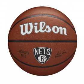 Ballon de Basketball NBA Brooklyn nets Wilson Team Alliance Exterieur