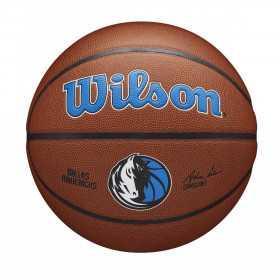 Ballon de Basketball NBA Dallas Mavericks Wilson Team Alliance Exterieur