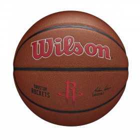 Ballon de Basketball NBA Houston Rockets Wilson Team Alliance Exterieur