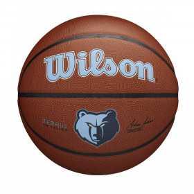 Ballon de Basketball NBA Memphis Grizzlies Wilson Team Alliance Exterieur
