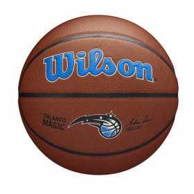 Ballon de Basketball NBA Orlando Magic Wilson Team Alliance Exterieur