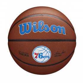 Ballon de Basketball NBA Philadelphia 76ers Wilson Team Alliance Exterieur