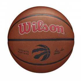 Ballon de Basketball NBA Toronto Raptors Wilson Team Alliance Exterieur