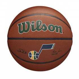 Ballon de Basketball NBA Utah Jazz Wilson Team Alliance Exterieur