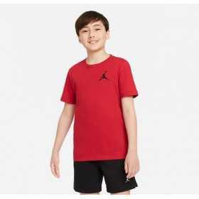T-shirt Jordan Jumpman Air Rouge Pour Enfant