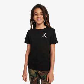 T-shirt Jordan Jumpman Air Noir Pour Enfant